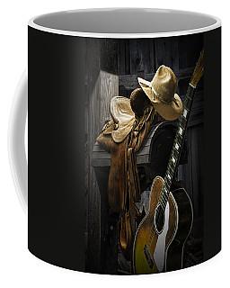 Country And Western Music Coffee Mug