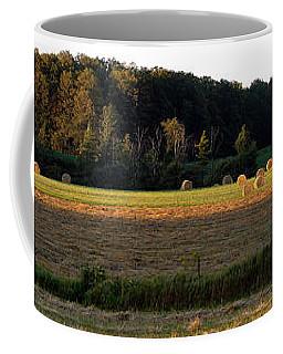 Country Bales  Coffee Mug