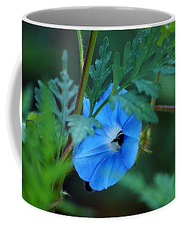 Country Blue Coffee Mug