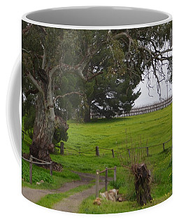 Country Bridge Coffee Mug