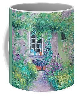 Country Cottage Coffee Mug