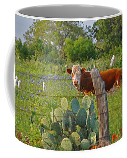 Country Friends Coffee Mug