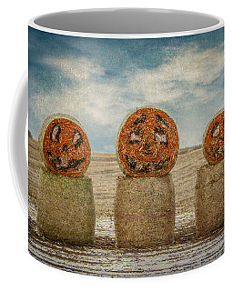 Country Halloween Coffee Mug
