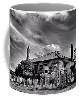 Coffee Mug featuring the photograph Country Mansion by Wallaroo Images