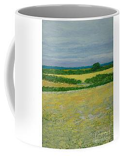 Country Road Coffee Mug by Gail Kent