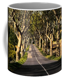Country Road In Southern France - Bram D4 Coffee Mug