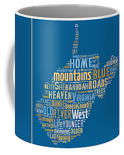 Country Roads 3 Coffee Mug