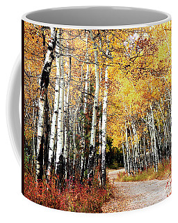 Country Roads Coffee Mug