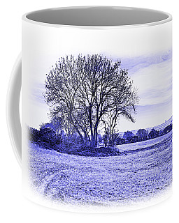Coffee Mug featuring the photograph Country Scene by Jane McIlroy