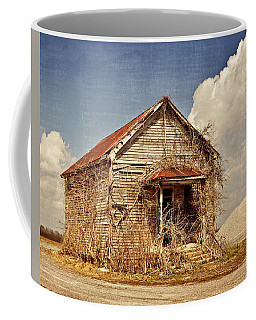 Country Schoolhouse  Coffee Mug