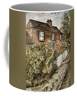 Old English Cottage Coffee Mug