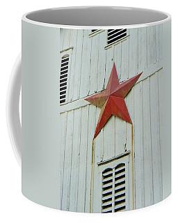 Country Star Coffee Mug by Jean Goodwin Brooks