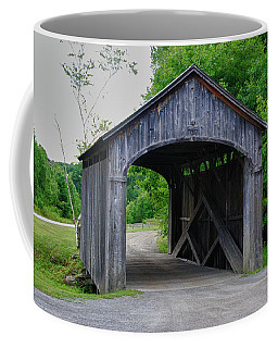 Country Store Bridge 5656 Coffee Mug