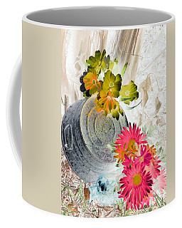 Country Summer - Photopower 1509 Coffee Mug by Pamela Critchlow