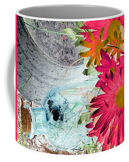 Country Summer - Photopower 1510 Coffee Mug by Pamela Critchlow