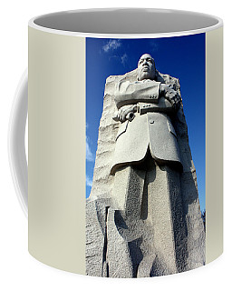 Coffee Mug featuring the photograph Courage by Suzanne Stout