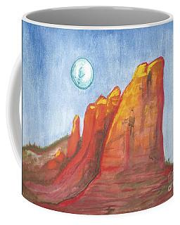 Court House Butte  Coffee Mug