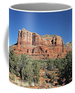 Courthouse Butte Coffee Mug by Penny Meyers