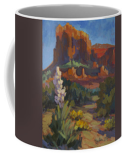 Courthouse Rock Sedona Coffee Mug
