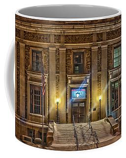 Courthouse Steps Coffee Mug by Paul Freidlund