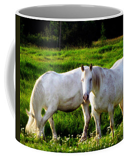 Courtship Coffee Mug