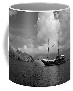 Coffee Mug featuring the photograph Cove  by Sergey Lukashin