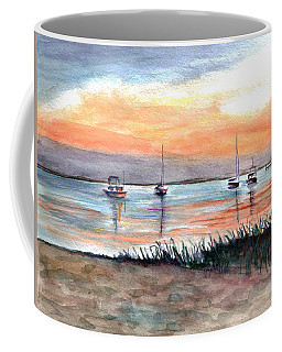 Cove Sunrise Coffee Mug