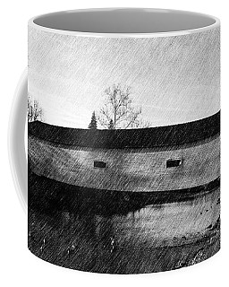 Covered Bridge Elizabethton Tennessee C. 1882 Coffee Mug