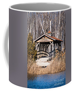 Covered Bridge Coffee Mug by Patrick Shupert