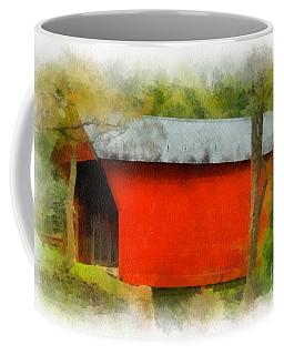 Covered Bridge - Sinking Creek Coffee Mug