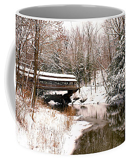 Covered In Snow Coffee Mug