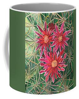 Coville Barrel Blossoms Coffee Mug