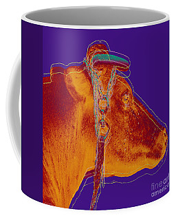 Cow Pop Art Coffee Mug