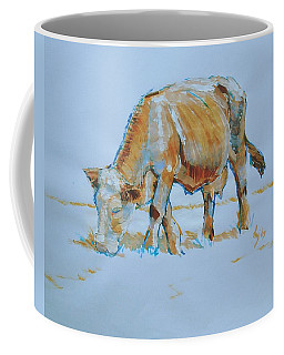 Cow Painting Coffee Mug