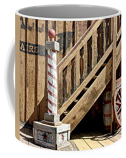 Cowboy Barbershop Coffee Mug