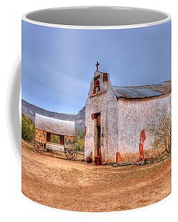 Cowboy Church Coffee Mug