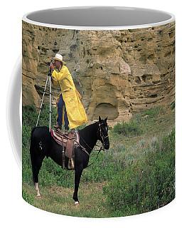 Cowboy Photographer Coffee Mug