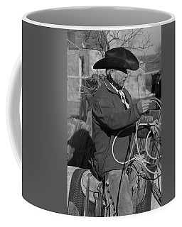 Cowboy Signature 14 Coffee Mug