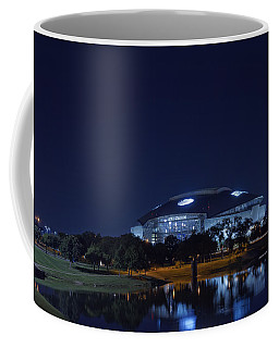 Cowboys Stadium Game Night 1 Coffee Mug