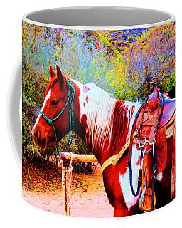 Cowgirl Up Coffee Mug