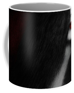 Coy Coffee Mug by Pat Erickson