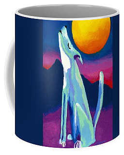 Coyote Azul Coffee Mug