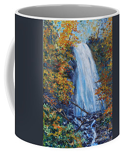 Crab Apple Falls Coffee Mug