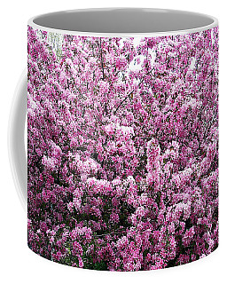 Crab Apple Tree Coffee Mug