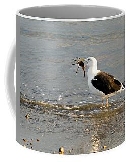 Crab For Dinner Coffee Mug