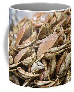 Crabs Coffee Mug