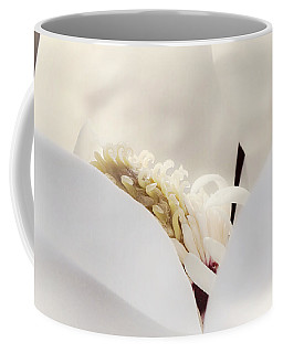 Coffee Mug featuring the photograph Cradled by Janie Johnson