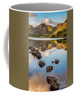 Crafnant Rocks Coffee Mug