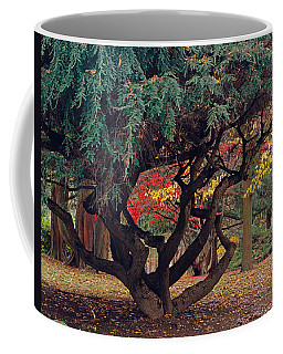 Cranbury Monkey Puzzle Coffee Mug