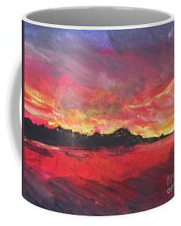 Cranes Beach Sunset Coffee Mug